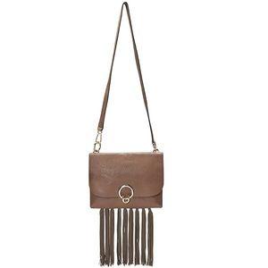 Rebecca Minkoff Isabel Large Shoulder Bag Fringe